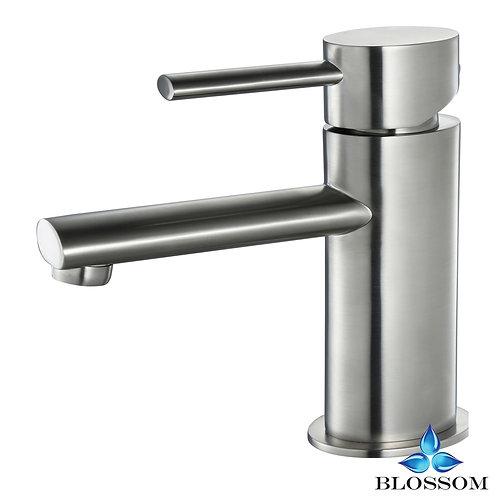 Blossom Single Handle Lavatory Faucet - Brush Nickel F0111302