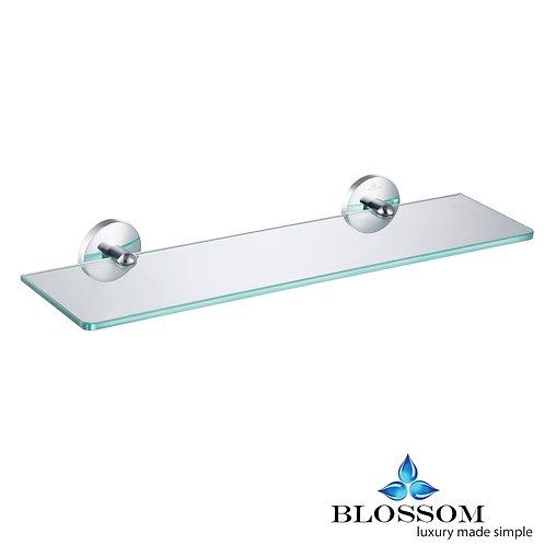 Blossom Glass Shelf - Chrome BA0250701
