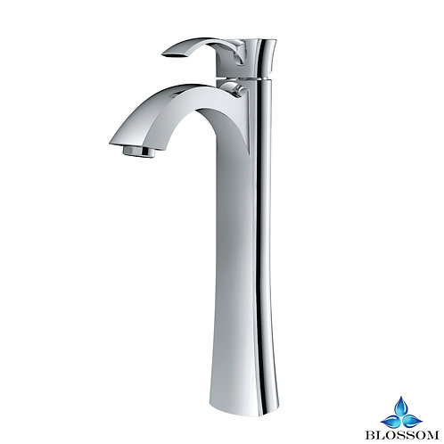 Blossom Single Handle Lavatory Faucet - Chrome F0110901