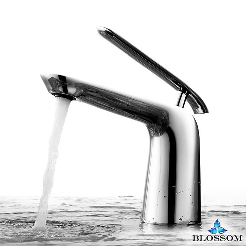 Blossom Single Handle Lavatory Faucet - Chrome F0110601