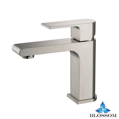 Blossom Jubilee Single Handle Lavatory Faucet - Brush Nickel F0130302
