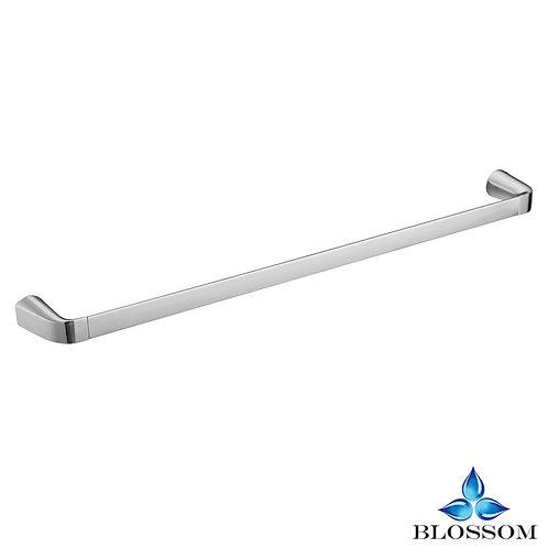 """Blossom 24"""" Single Towel Bar - Chrome BA0210601"""
