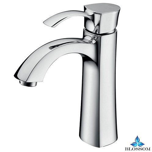 Blossom Single Handle Lavatory Faucet - Chrome F0110801