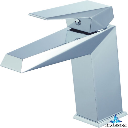 Blossom Single Handle Lavatory Faucet - Chrome F0110101