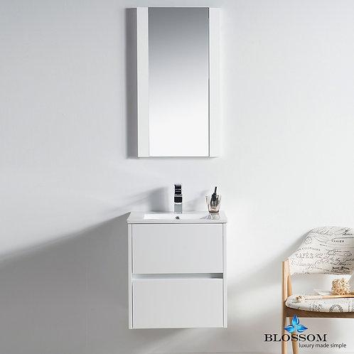 "Blossom Valencia 20"" Vanity Set with Mirror 0162001M"