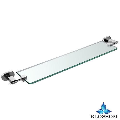 Blossom Glass Shelf - Chrome BA0230701