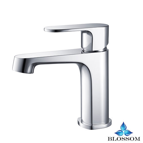 Blossom Sancy Single Handle Lavatory Faucet - Chrome F0130201