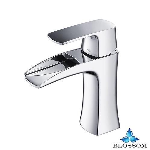 Blossom Polar Single Handle Lavatory Faucet - Chrome F0130101