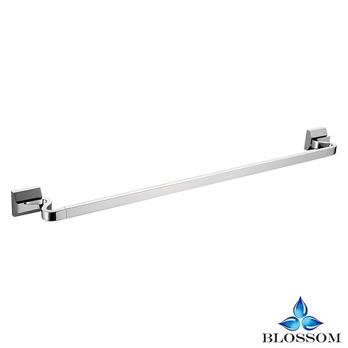 """Blossom 24"""" Single Towel Bar - Chrome BA0220601"""