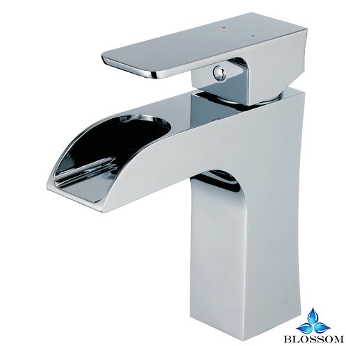 Blossom Single Handle Lavatory Faucet - Chrome F0110301