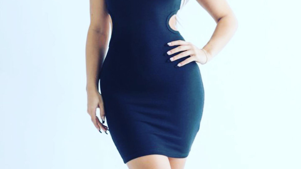 WIFE BEATER DRESS