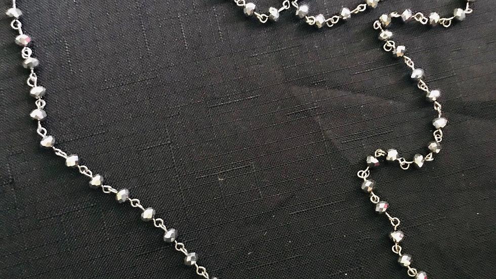 Antique style neckace