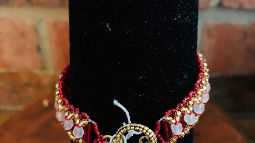 Royal Ruby bracelet