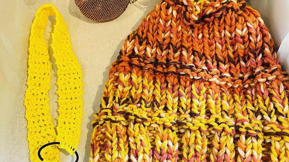 Orange and Yellow premium box gift set