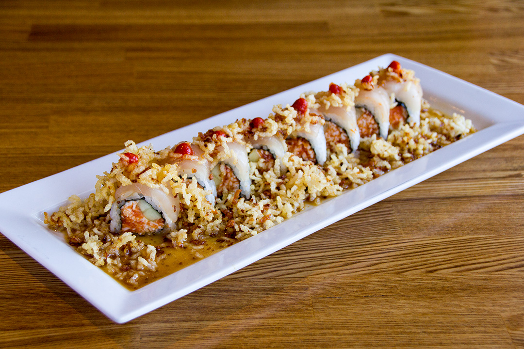 Garlic Fantasy Roll