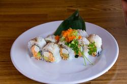 Bakedv White Fish Roll