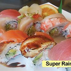 Super Rainbow Roll