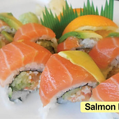 Salmon Lover