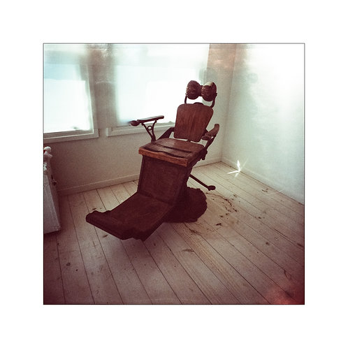 dentist's chair, photo by robo melo, art gallery, originals for sale