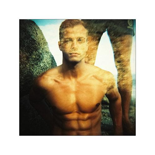 Florian Nemec, Belami porn model, artwork photo for sale, signed original, robo melo, photographer, Limited series
