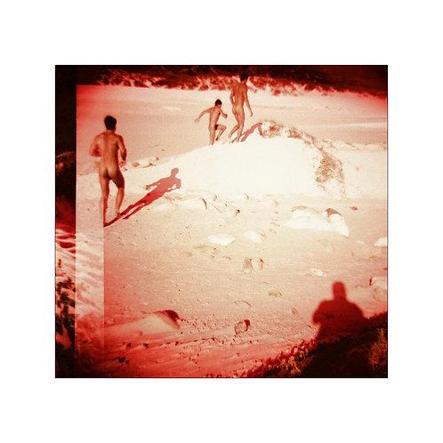 Dunes 3, Belami porn models, original analog art photo for sale. Photography Artwork by Robo Melo online gallery store