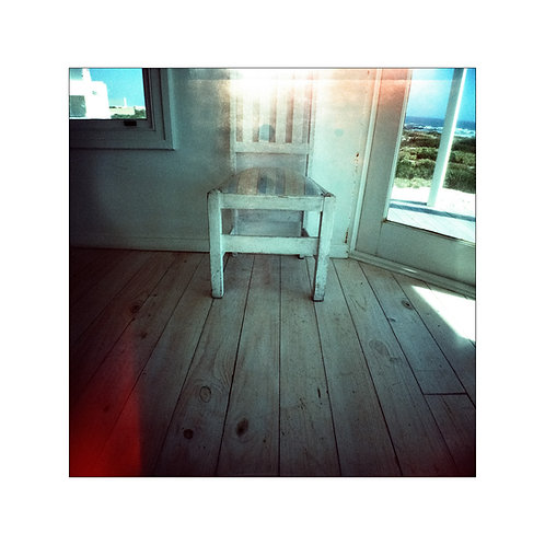 Chair, analog photo,  original artcollection, Robo Melo, photographer, online gallery and store