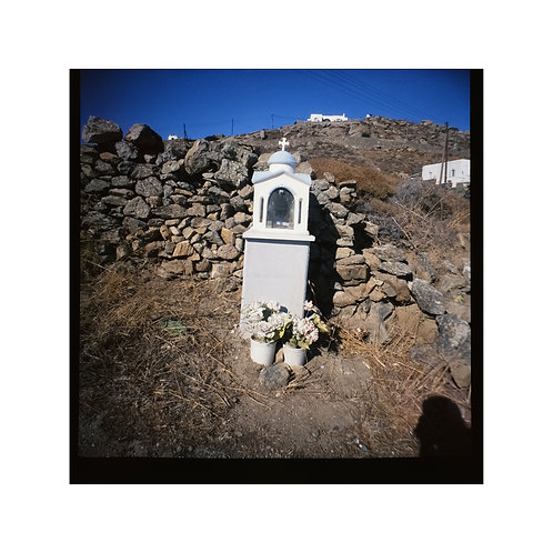 Holy Place, analog photo,  original artcollection, Robo Melo, photographer, online gallery and store
