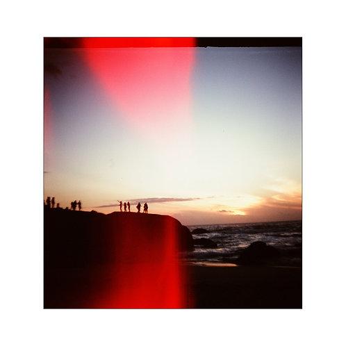 Glen Beach Sunset, Cape Town 2019