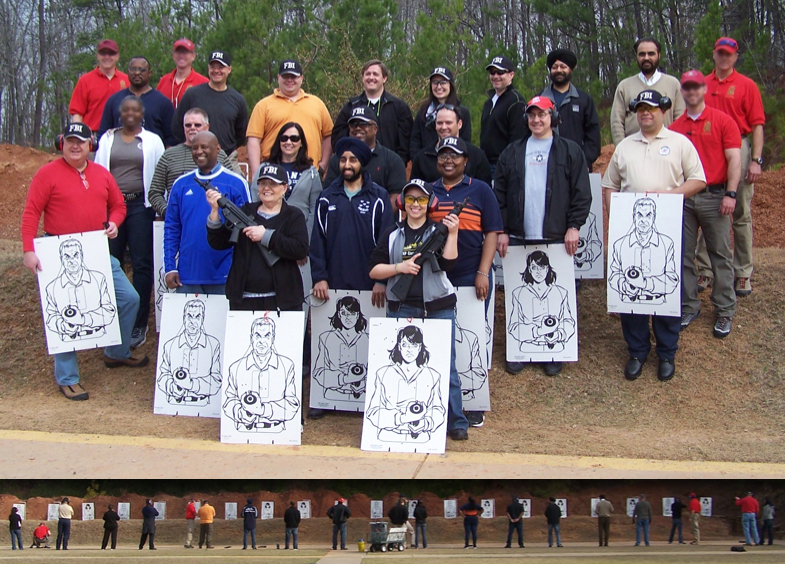 2014 FBICA Class Range Day