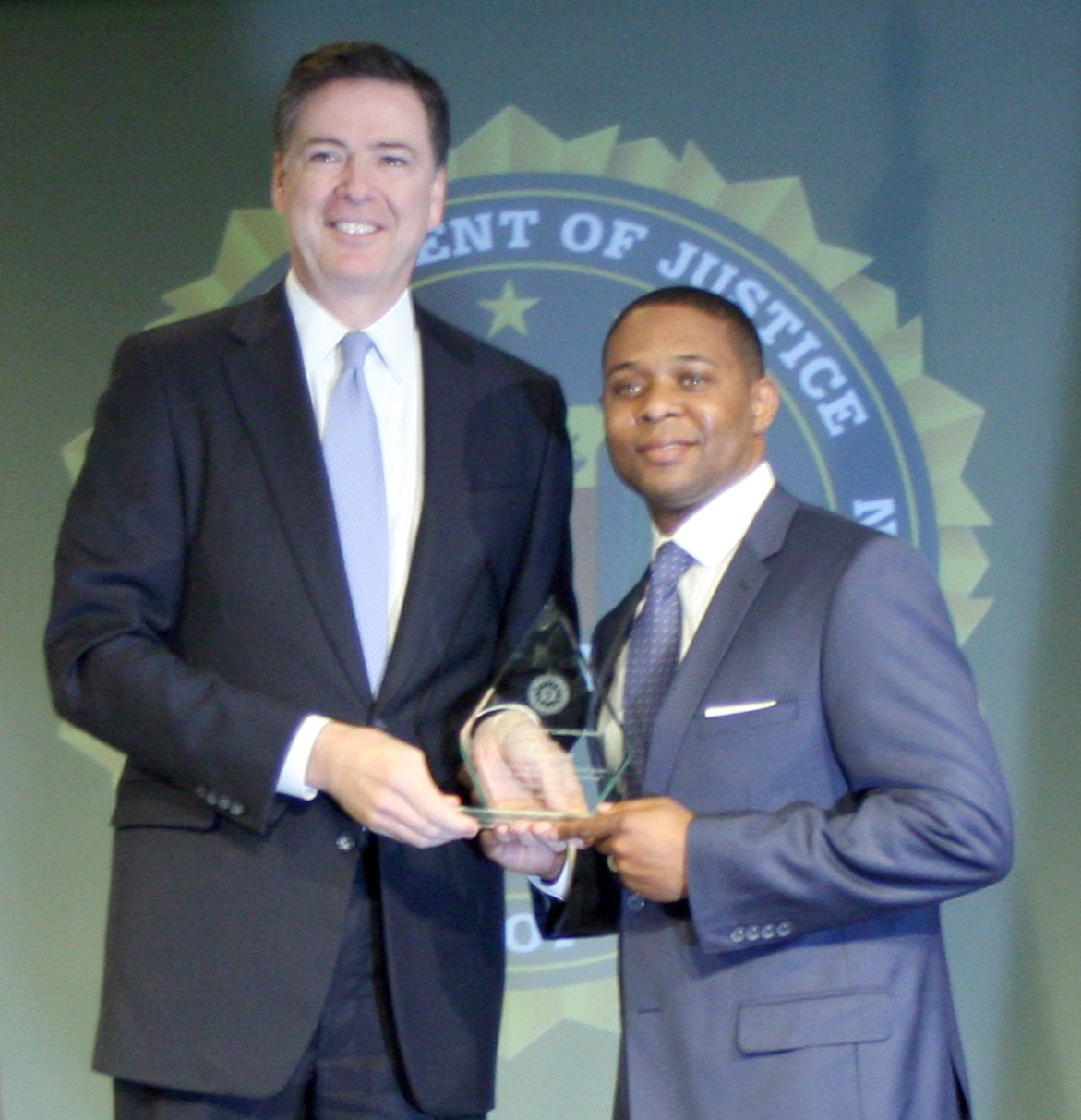 Director Comey & Dominic