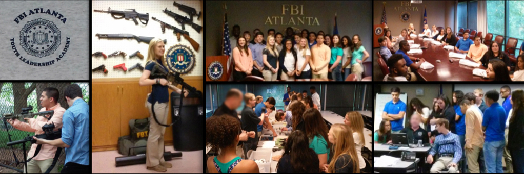 2015 FBI Youth Leadership Academy