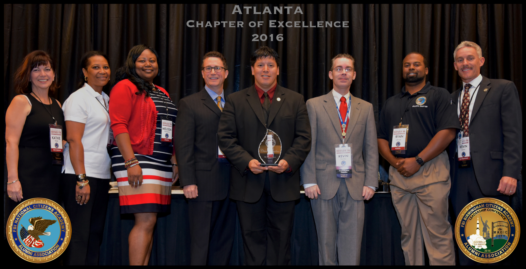 Atlanta Chapter of Excellence Award