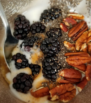Blackberry Crunch
