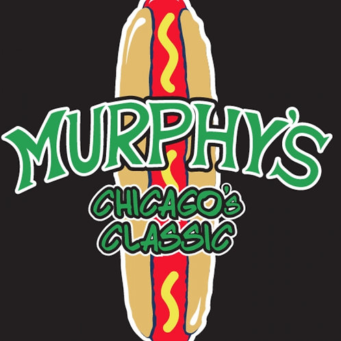 Murph's Black Short Sleeve Crew Shirts