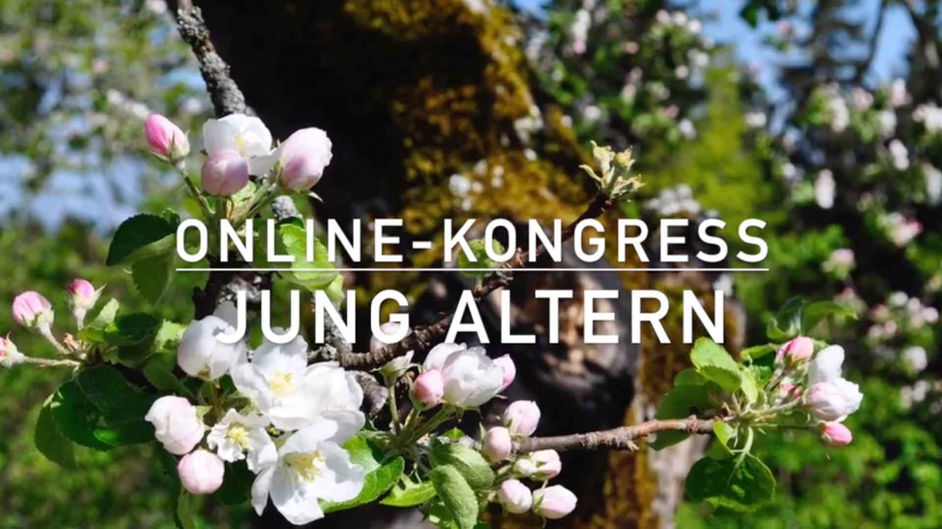 "Interview zum Thema ""Jung Altern"""