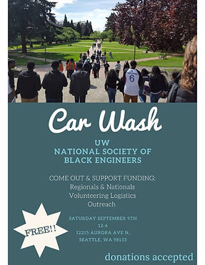 car wash event