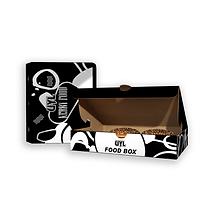 Food Box Brown