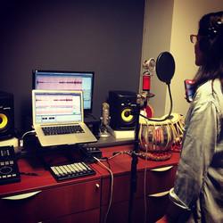 Recording Uma