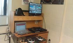 First Dorm Setup 2012
