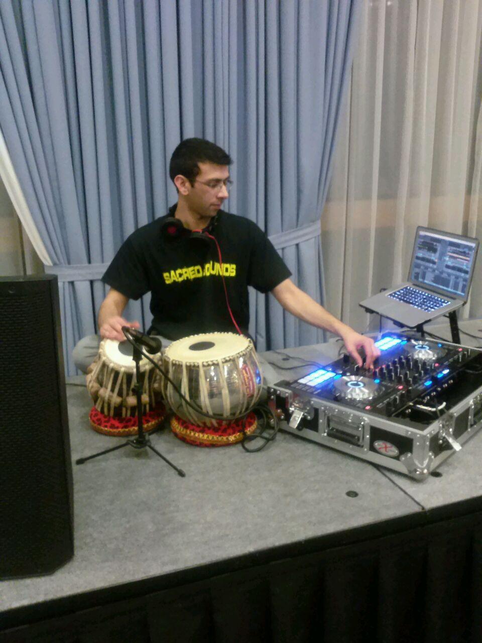 Sacred Sound DJ Tabla Set