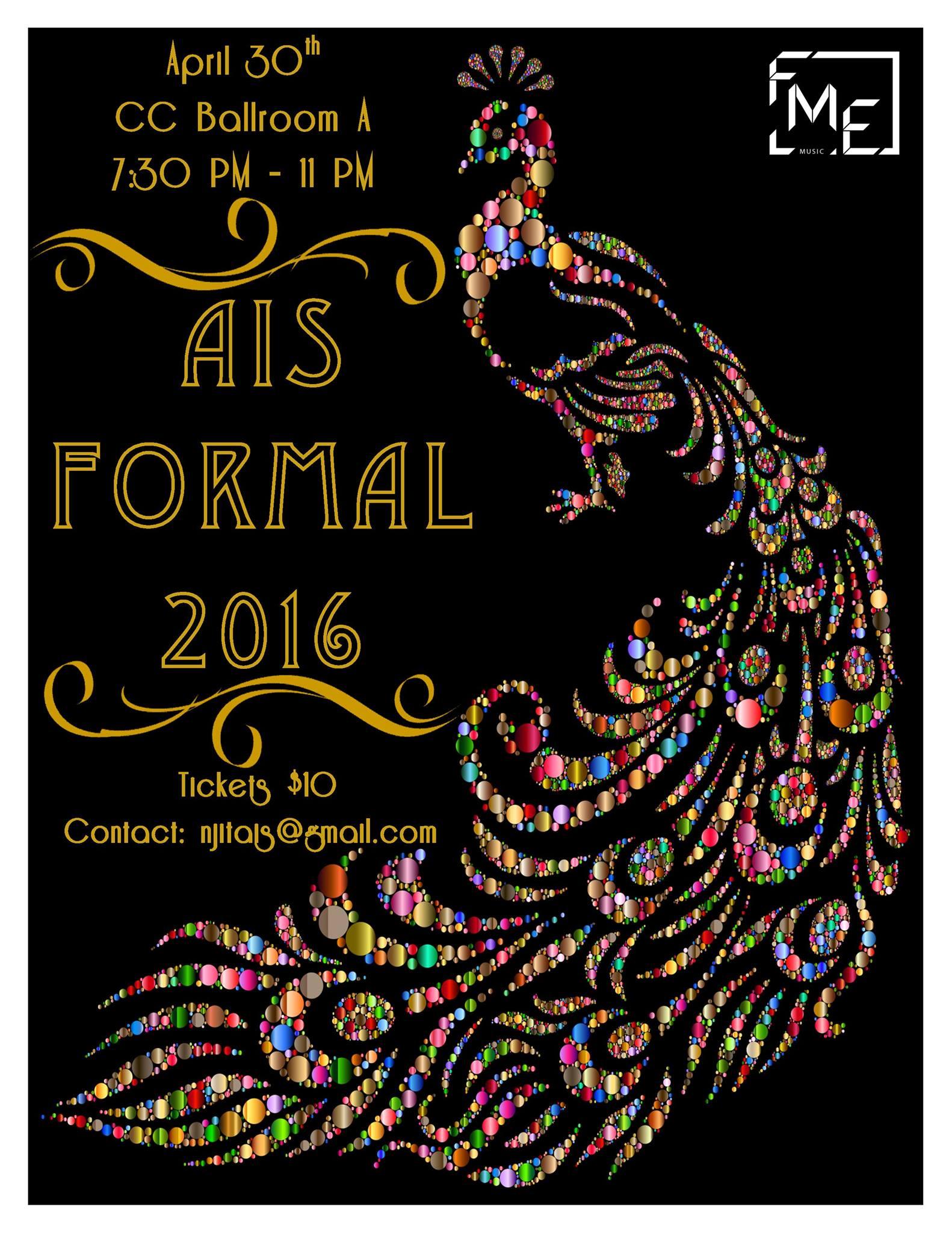 AIS Formal 2016