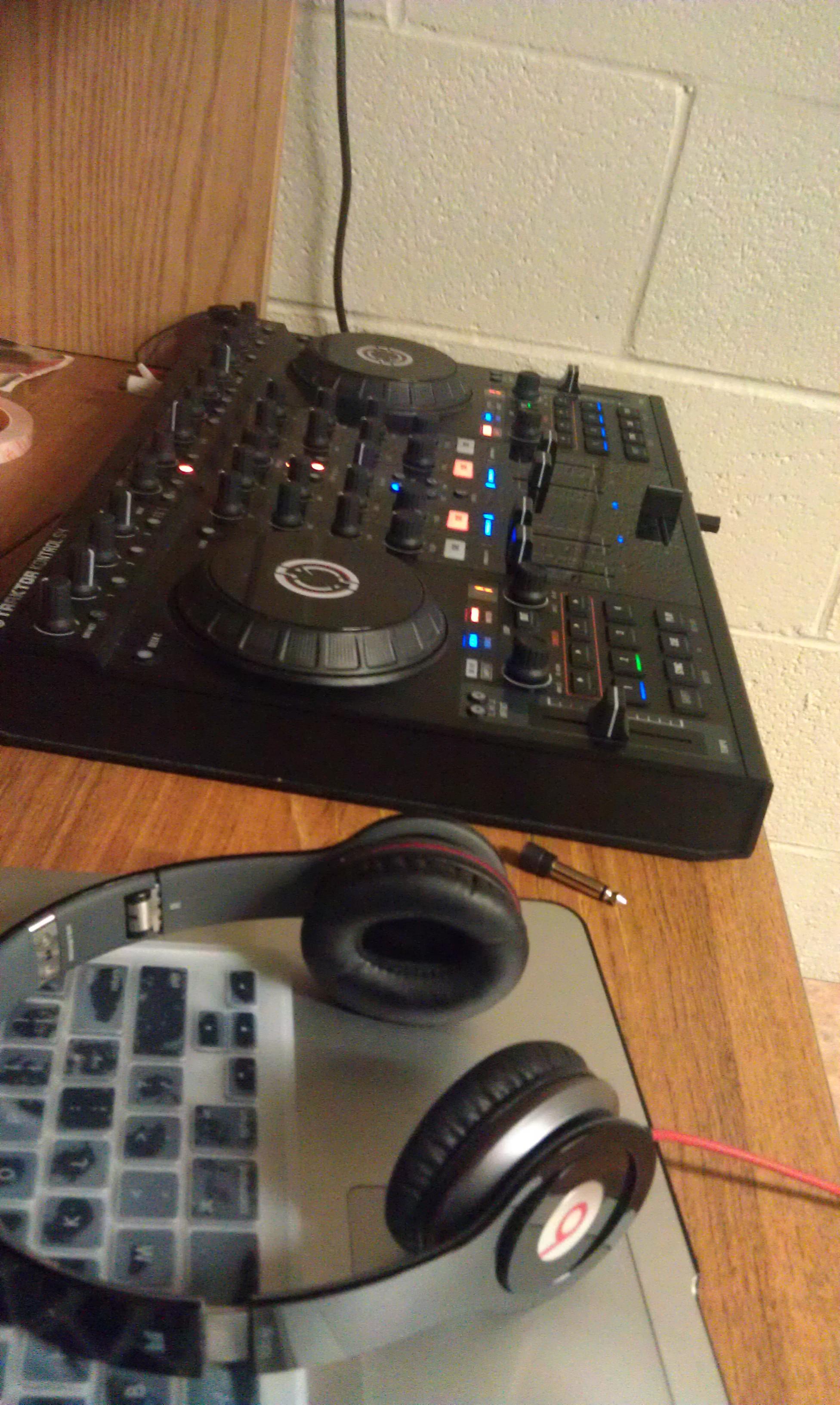 Mixing Using Beats? 2012