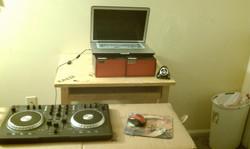 First mixing station 2012