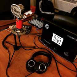 Recording at 180 W. Market St.