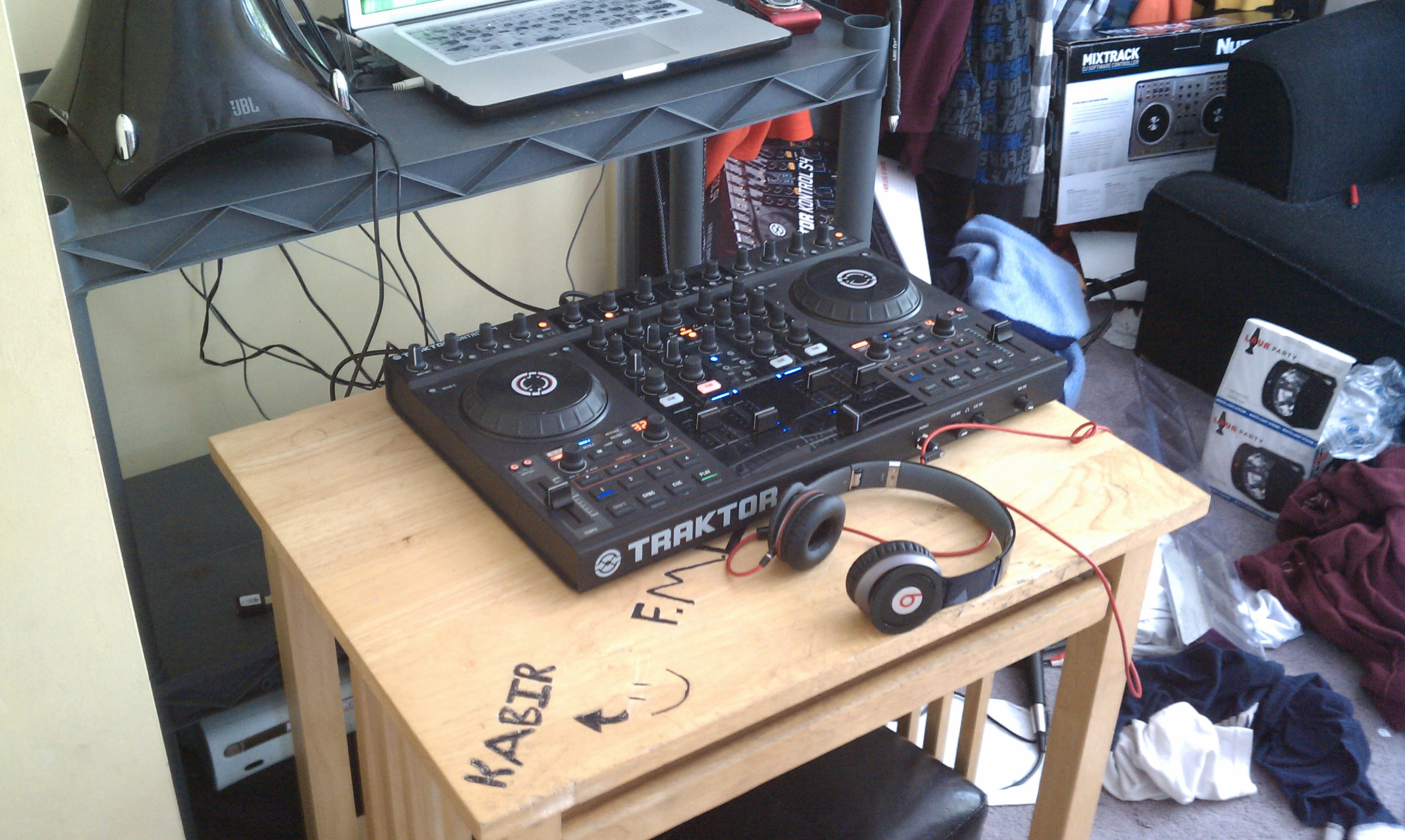 When the Traktor Arrived 2012