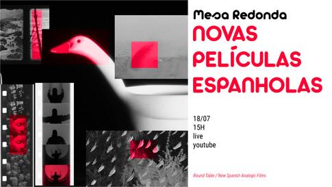 Mesa Redonda - Novas Películas Espanholas