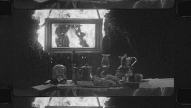 FILME PARA QUADROS VOL. 1  (Motion Pictures for Wall Frames Vol.1)  Lee Eubanks, EUA, 3 min.  A obra envolve seis cenas, cada uma apresentando um gênero diferente de fotografia ou pintura, interpretado através do movimento cinematográfico e da duração. Eubanks filmou a totalidade do 'Volume 1' em um rolo de 16mm e foi editado na câmera. Cada cena é composta por um único disparo fixo que atinge o comprimento máximo de 30 segundos da câmera Krasnogorsk-3. Essas sequências imitam as técnicas iniciais de filmagem e a essência de um quadro de imagem através da eliminação do movimento da câmera, atraindo o foco apenas para o movimento capturado pela câmera.  Também no cinema: SESC SÃO GONÇALO 26/07 - 14h
