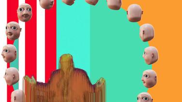 FAR FA LOO  (idem)  Luis Grane, EUA, 2019, 6 min.  Uma expedição hipnótica desembaraçando gurus e seguidores atuais, refletindo o papel passivo de seus facilitadores.  DATAS E HORÁRIOS DE EXIBIÇÃO - CINEMATECA DO MAM  14/07 - 13H 18/07 - 14H10 (sessão com presença do diretor)  SESC SÃO GONÇALO 23/07 - 14h (sessão com presença do diretor)