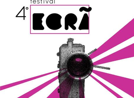 Inscrições abertas para a 4a edição do Festival ECRÃ