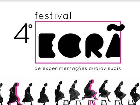 Conheça as primeiras atrações do 4º Festival ECRÃ